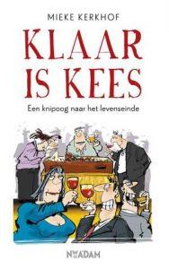 Boek Mieke Kerkhof