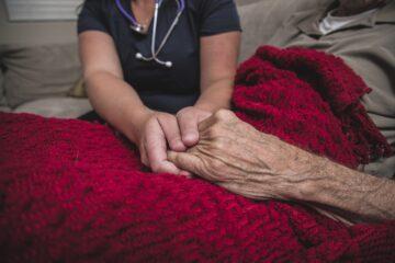 Palliatieve zorg ouderen